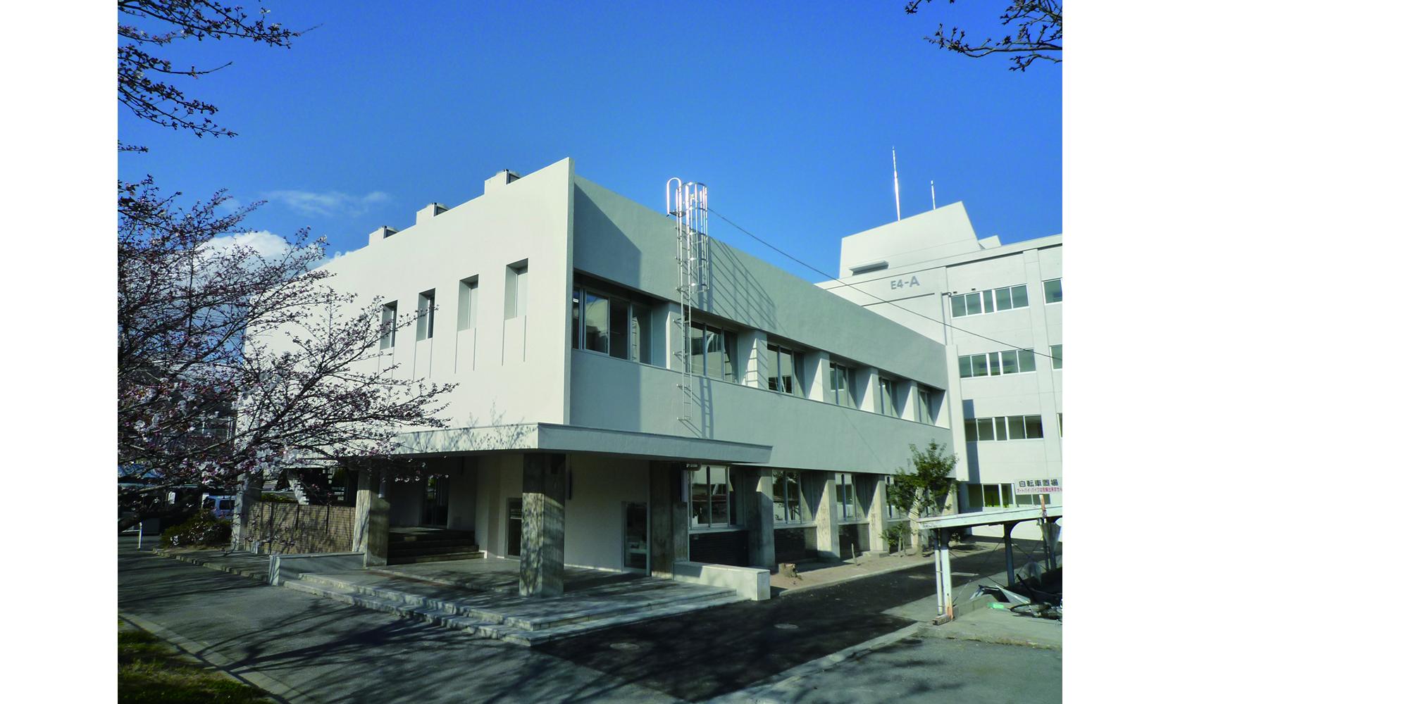 岡山大学講義棟リノベーション