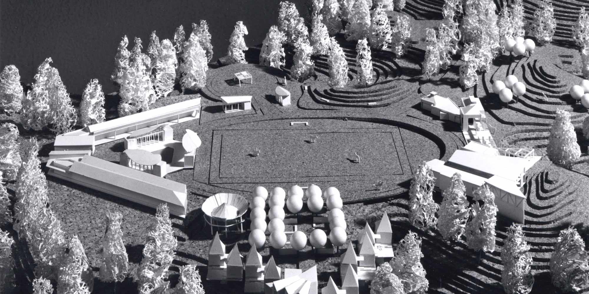 健康の森乗馬施設 第2次基本設計案