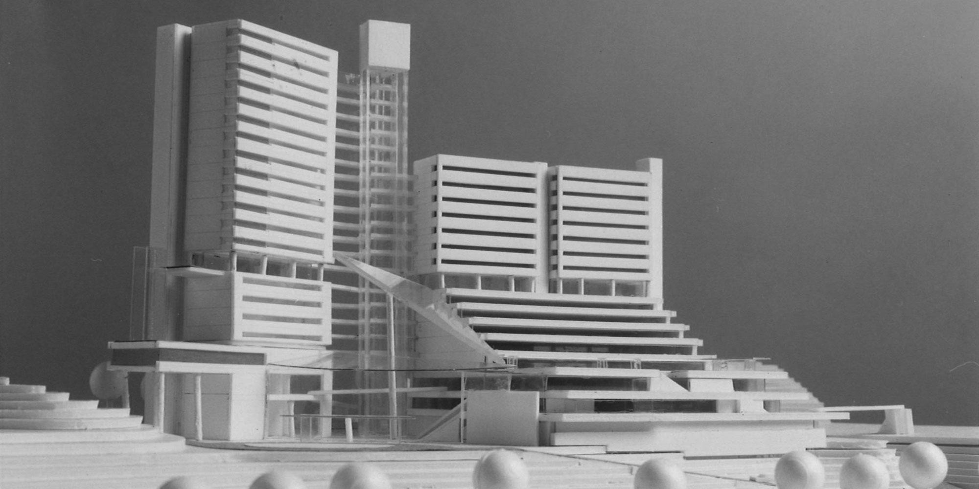 鷲羽山リゾートホテル計画案