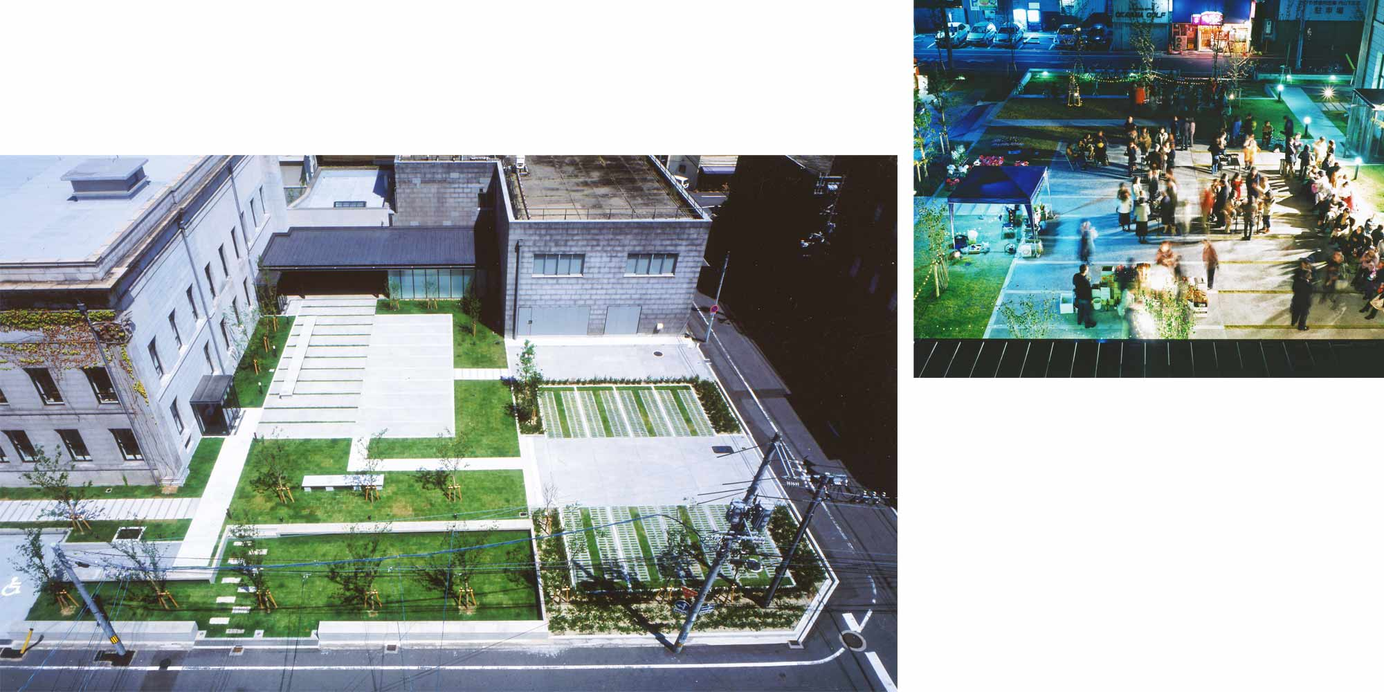 佐藤建築事務所「旧日銀岡山支店 ルネスホール」