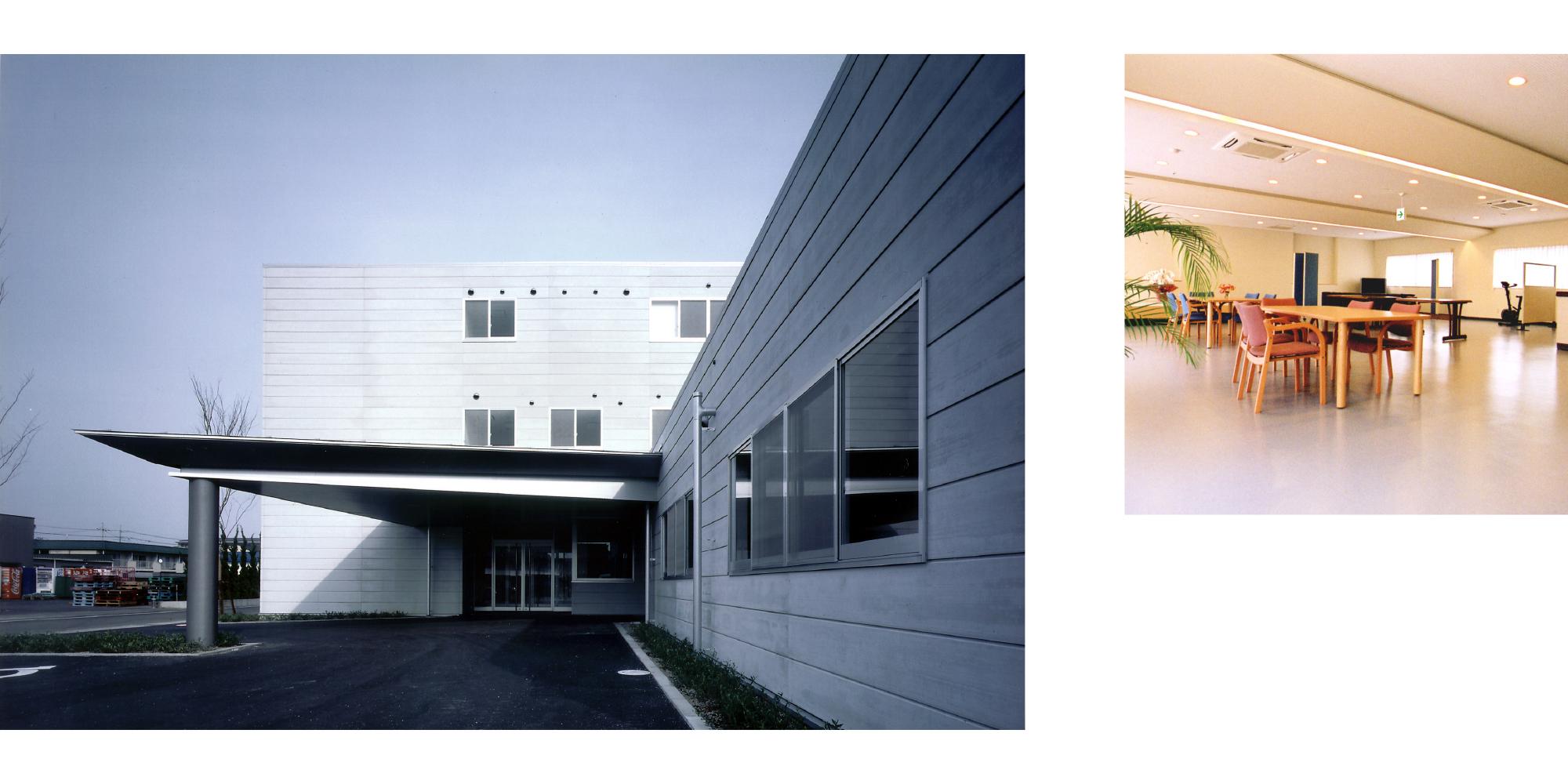 佐藤建築事務所「住宅型有料老人ホーム シーザル」