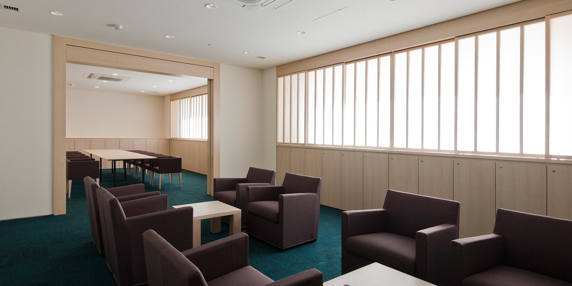 佐藤建築事務所「旧日銀岡山支店金庫棟改修」