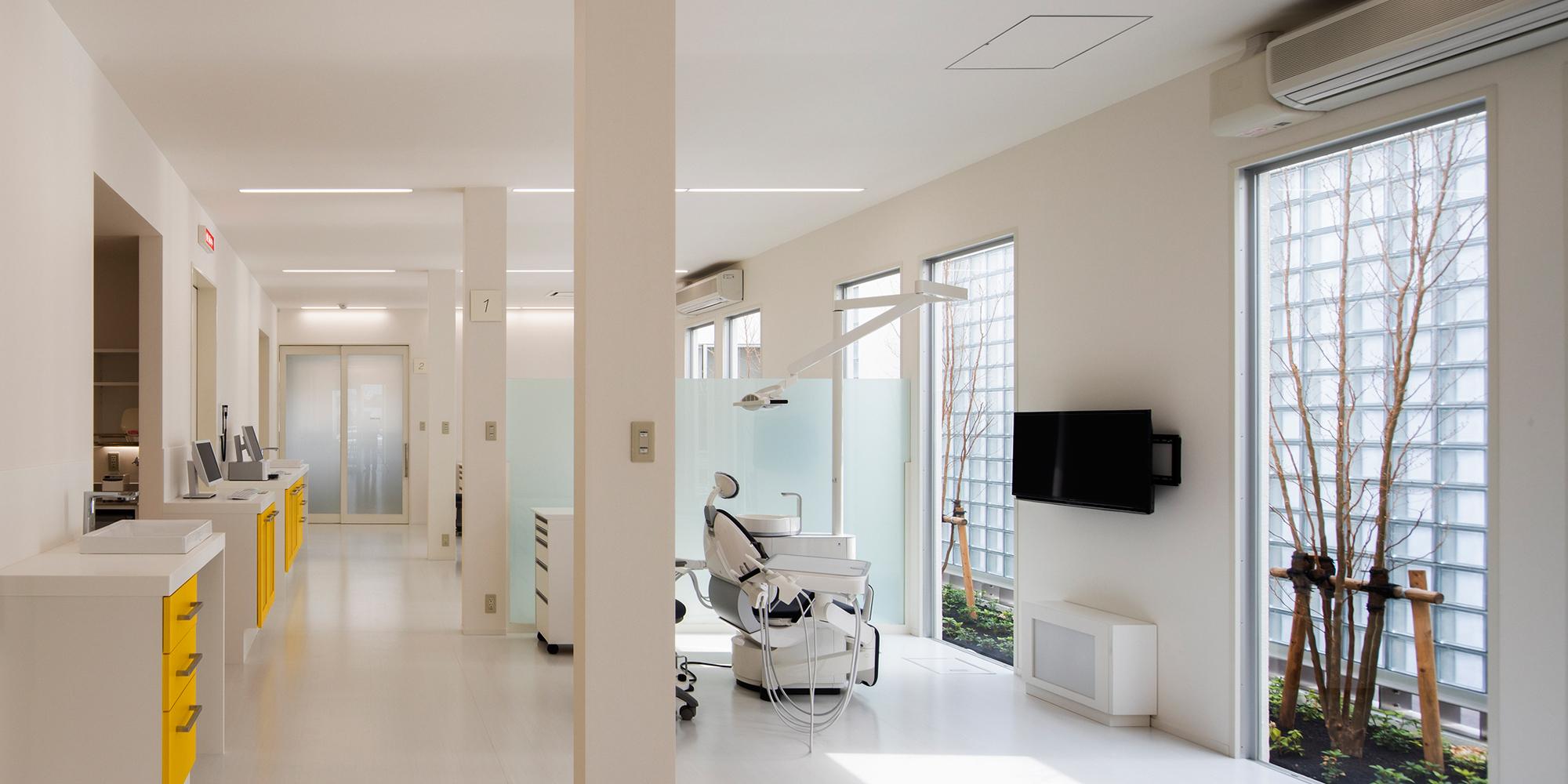 佐藤建築事務所「和田歯科医院」