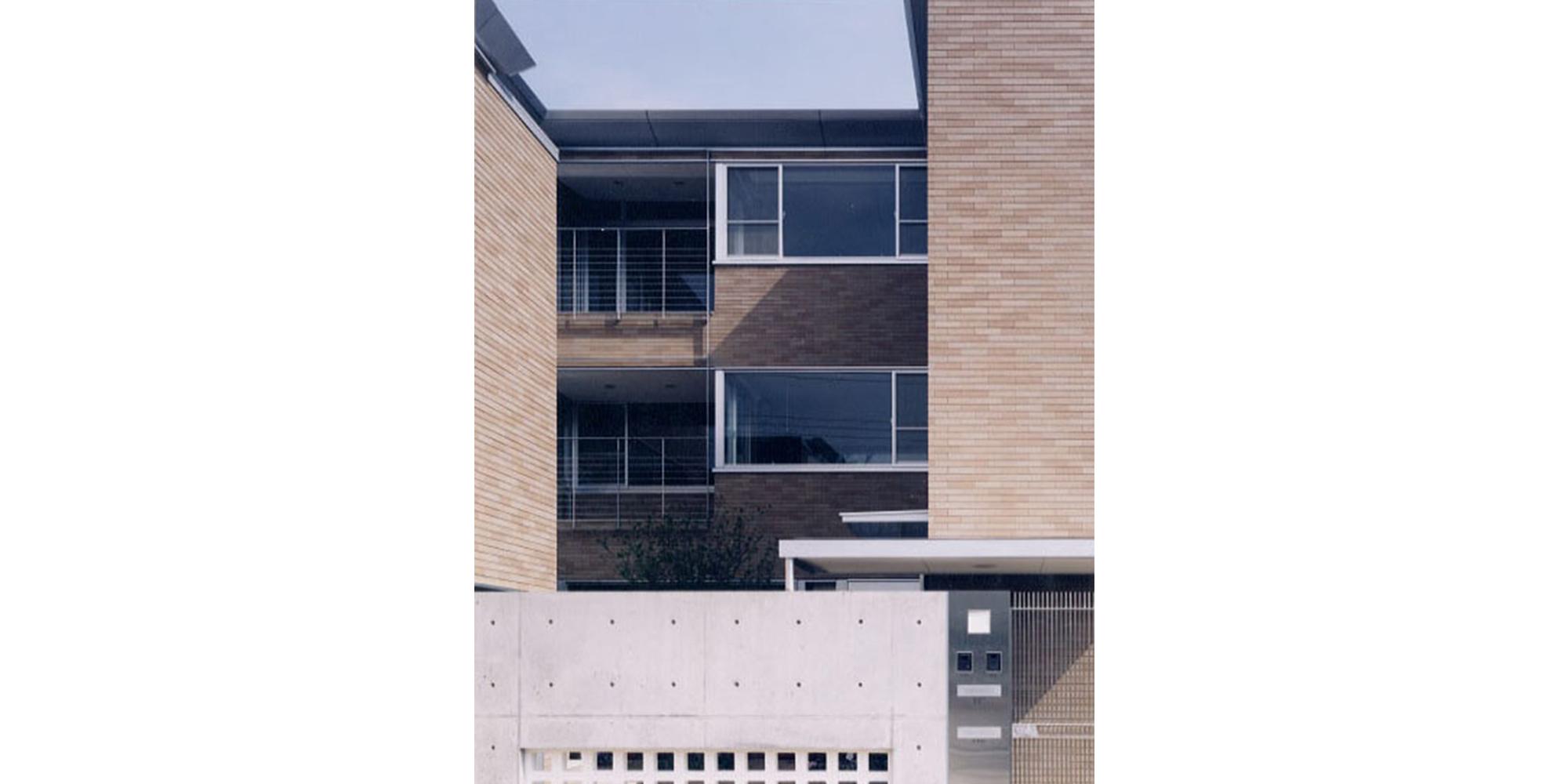 佐藤建築事務所「伊福町の家」