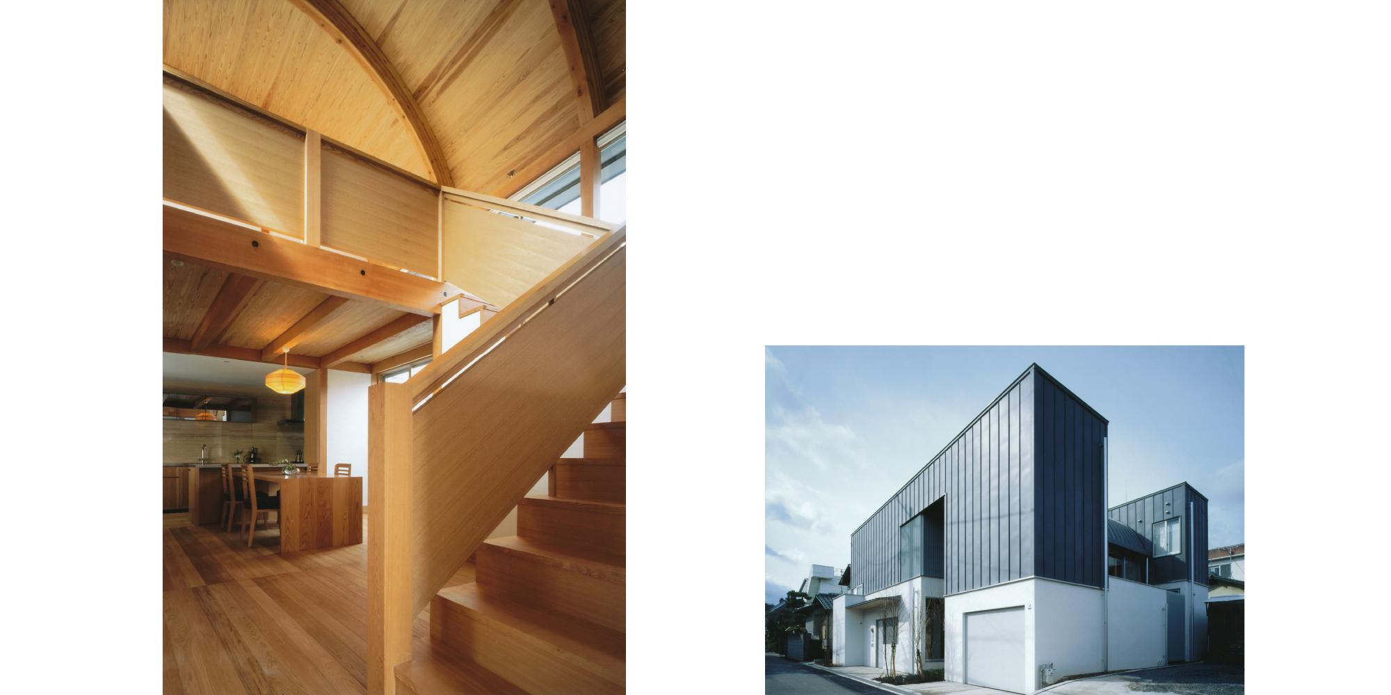 佐藤建築事務所「津島京町の家」