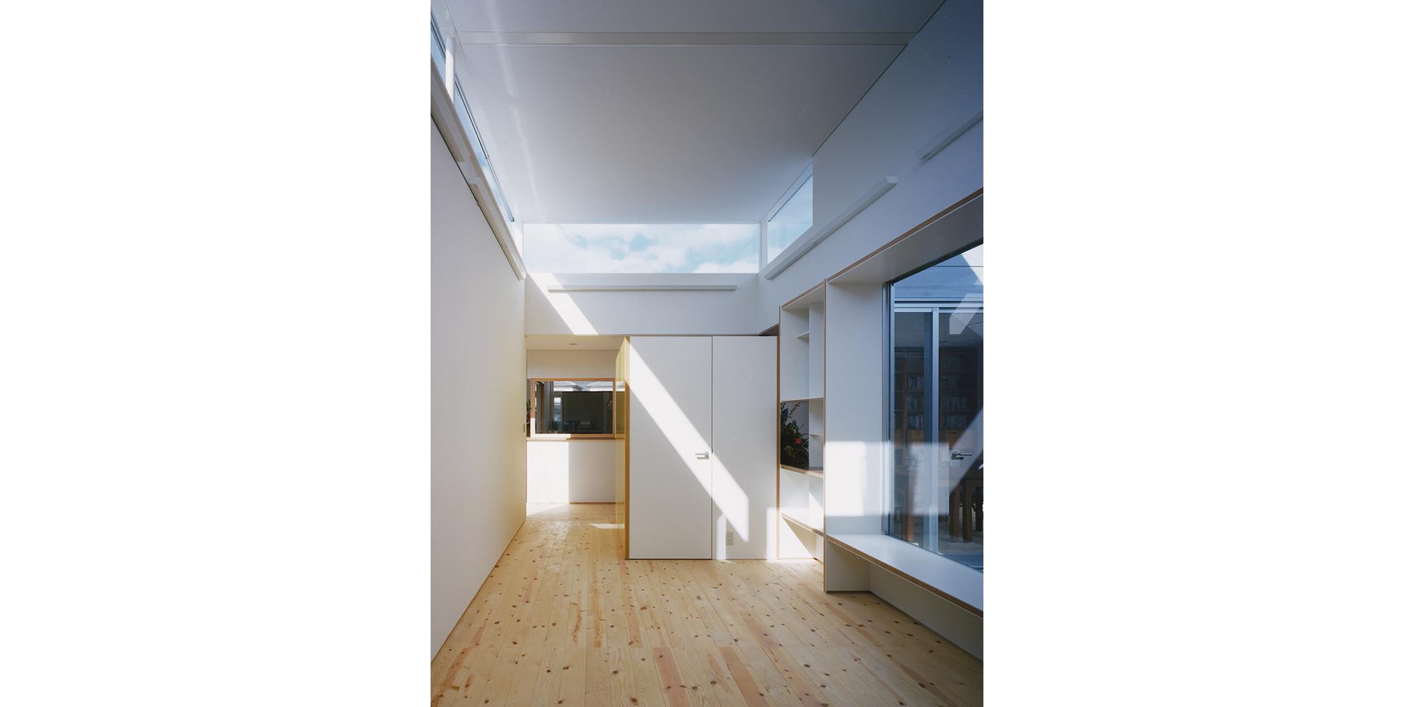 佐藤建築事務所「アイナリーホール」